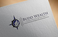 Budd Wealth Management Logo - Entry #346