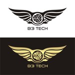 B3 Tech Logo - Entry #133