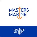 Masters Marine Logo - Entry #255