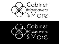 Cabinet Makeovers & More Logo - Entry #2