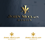 John McClain Design Logo - Entry #221