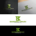Sanford Krilov Financial       (Sanford is my 1st name & Krilov is my last name) Logo - Entry #470