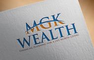 MGK Wealth Logo - Entry #220