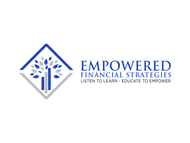 Empowered Financial Strategies Logo - Entry #436
