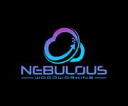 Nebulous Woodworking Logo - Entry #10