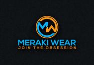 Meraki Wear Logo - Entry #108