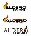 Aldero Consulting Logo - Entry #4