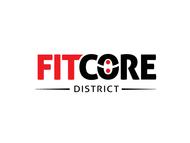 FitCore District Logo - Entry #116