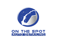 On the Spot Auto Detailing Logo - Entry #37