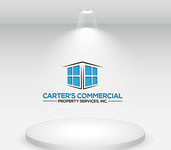 Carter's Commercial Property Services, Inc. Logo - Entry #12