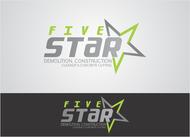 Five Star Logo - Entry #140