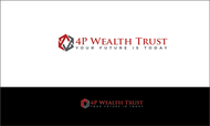 4P Wealth Trust Logo - Entry #303