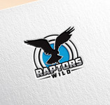 Raptors Wild Logo - Entry #151