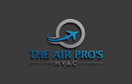 The Air Pro's  Logo - Entry #99