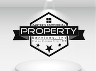 Carter's Commercial Property Services, Inc. Logo - Entry #275