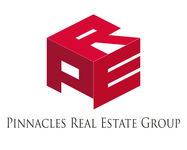 Pinnacles Real Estate Group  Logo - Entry #4