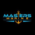 Masters Marine Logo - Entry #166