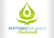 Rhythmic Balance Naturals Logo - Entry #88