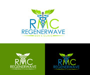 Regenerwave Men's Clinic Logo - Entry #48