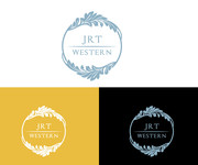 JRT Western Logo - Entry #197