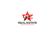 CZ Real Estate Rockstars Logo - Entry #153