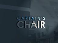 Captain's Chair Logo - Entry #35