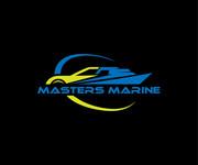 Masters Marine Logo - Entry #43
