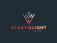 Heavyweight Jiujitsu Logo - Entry #157