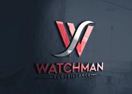 Watchman Surveillance Logo - Entry #228
