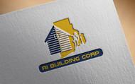 RI Building Corp Logo - Entry #268