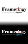 Frameology Optical Logo - Entry #7