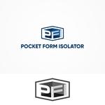 Pocket Form Isolator Logo - Entry #278