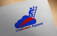 LiveDream Apparel Logo - Entry #310