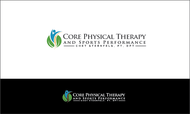 Core Physical Therapy and Sports Performance Logo - Entry #166