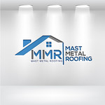 Mast Metal Roofing Logo - Entry #91