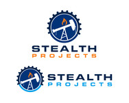 Stealth Projects Logo - Entry #184