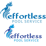 Effortless Pool Service Logo - Entry #50