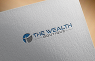 the wealth boutique Logo - Entry #28