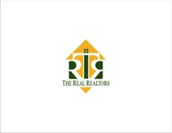 The Real Realtors Logo - Entry #89