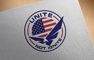 Unite not Ignite Logo - Entry #97