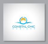 Coastal Chic Designs Logo - Entry #9