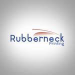 Rubberneck Printing Logo - Entry #13