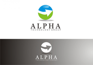 Alpha Technology Group Logo - Entry #4