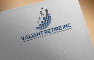 Valiant Retire Inc. Logo - Entry #318