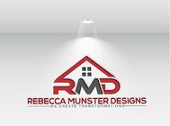 Rebecca Munster Designs (RMD) Logo - Entry #134