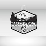 ALLRED WEALTH MANAGEMENT Logo - Entry #351