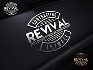 Revival contracting and drywall Logo - Entry #20