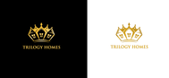 TRILOGY HOMES Logo - Entry #18
