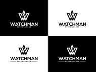 Watchman Surveillance Logo - Entry #319
