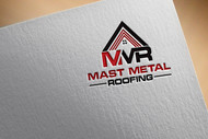 Mast Metal Roofing Logo - Entry #146